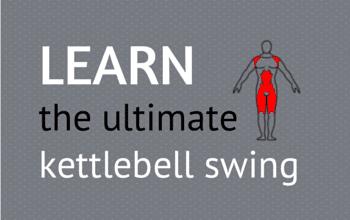 Learn the kettlebell swing