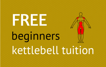 beginners kettlebell tuition