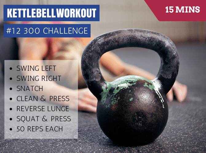 300 Kettlebelll Challenge