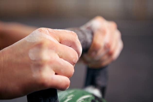 Kettlebell Grip Strength