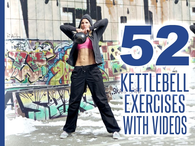 52 Kettlebell Exercises