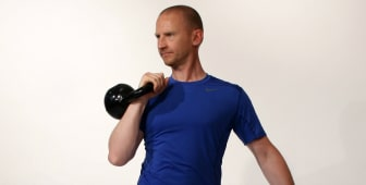 Hello I'm Greg, Kettlebell Instructor…