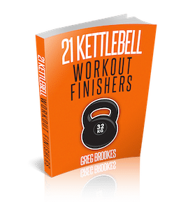 21 Kettlebell Finishers