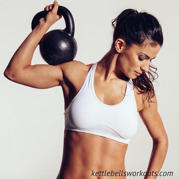 beginner Kettlebells for Fat Loss