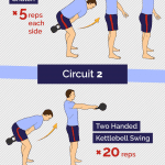 2 x 7 Minute Kettlebell Circuits