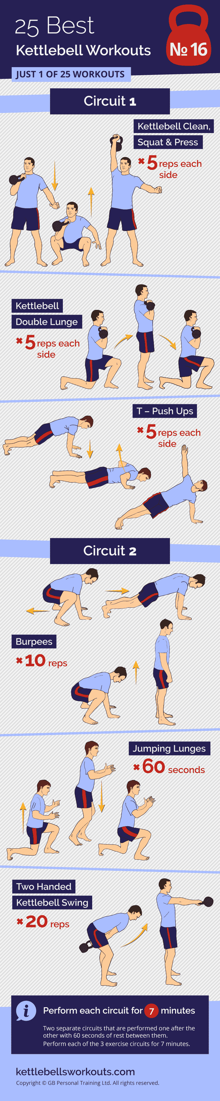 2 x 7 Minute Kettlebell Circuits v3