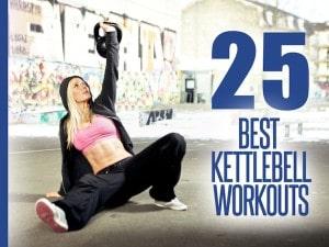 25 Best Kettlebell Workouts After Teaching Over 1000 Kettlebell Classes