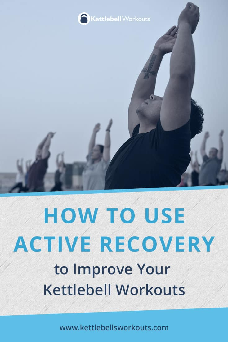 How to use active recovery
