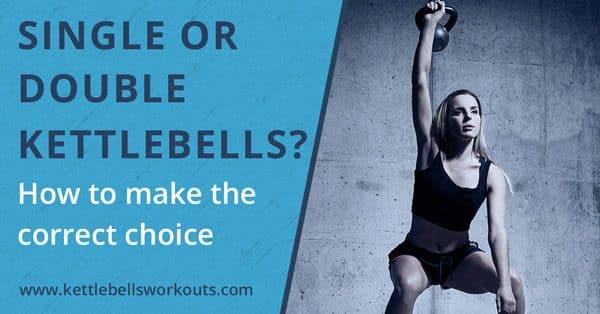 Single or Double Kettlebells