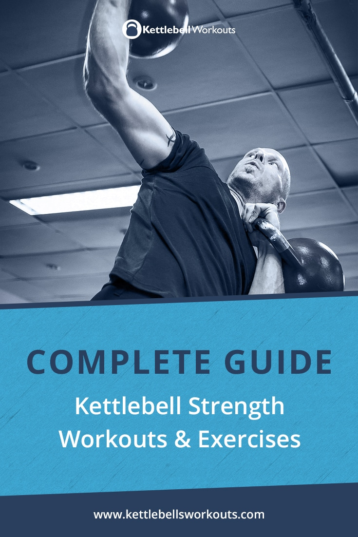 Kettlebell Strength Training Workouts and Exercises
