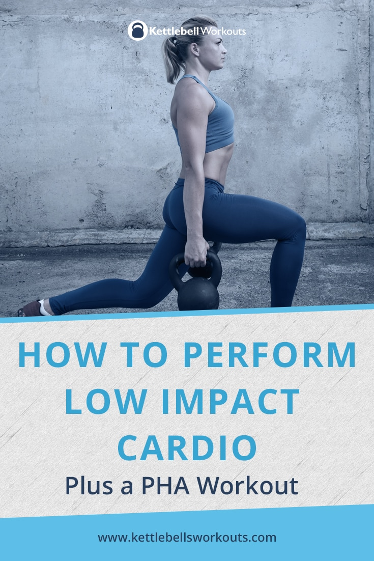 how to perform low impact cardio