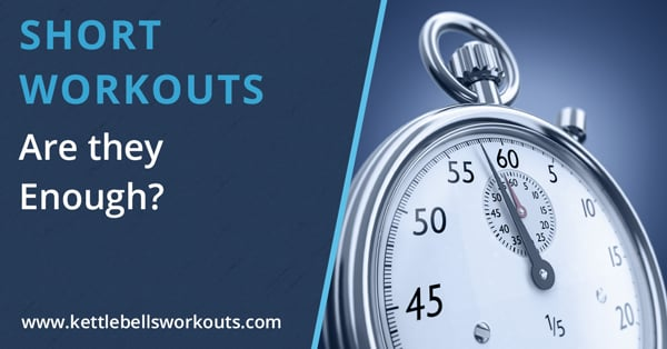 Are Short Workouts Really Enough?