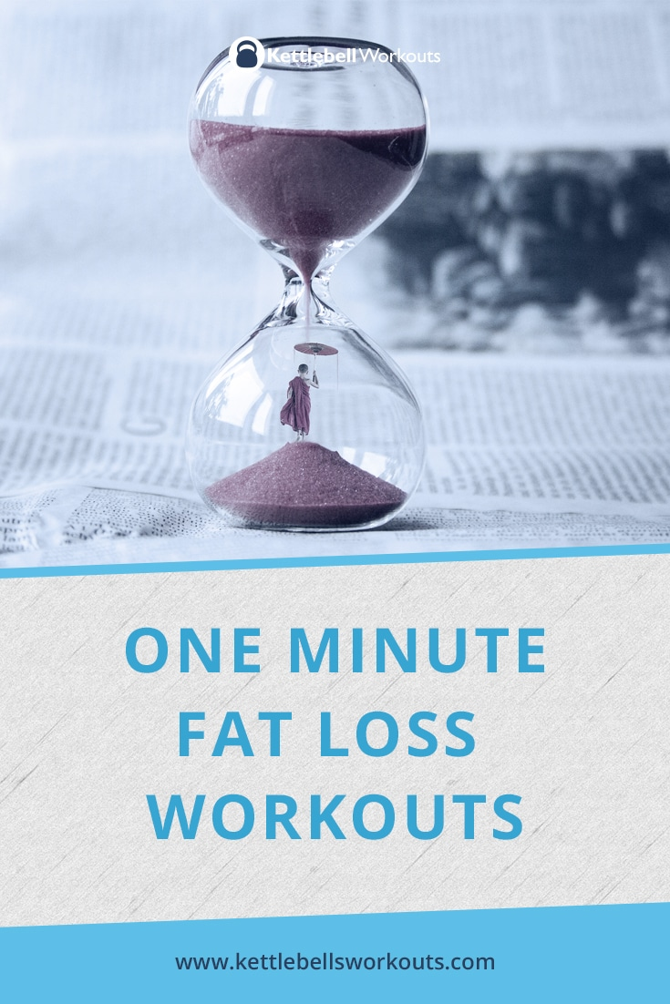 One minute fat loss workouts