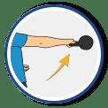 Master the kettlebell swing timing