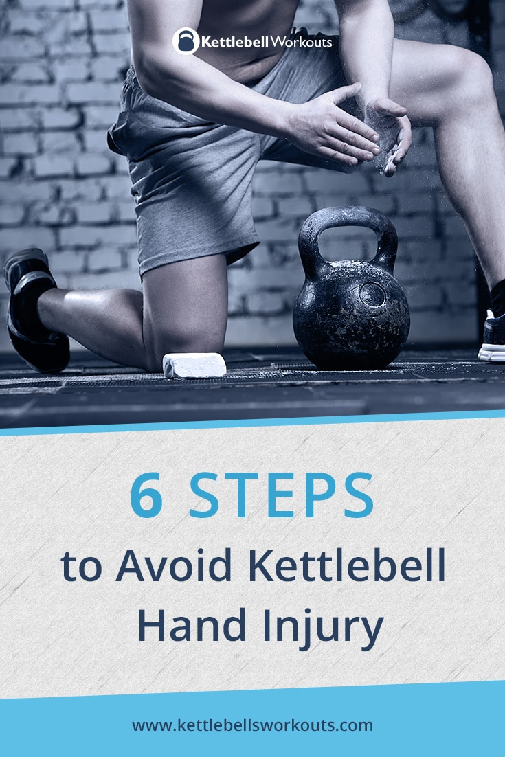 How to Avoid Kettlebell Hand Injury