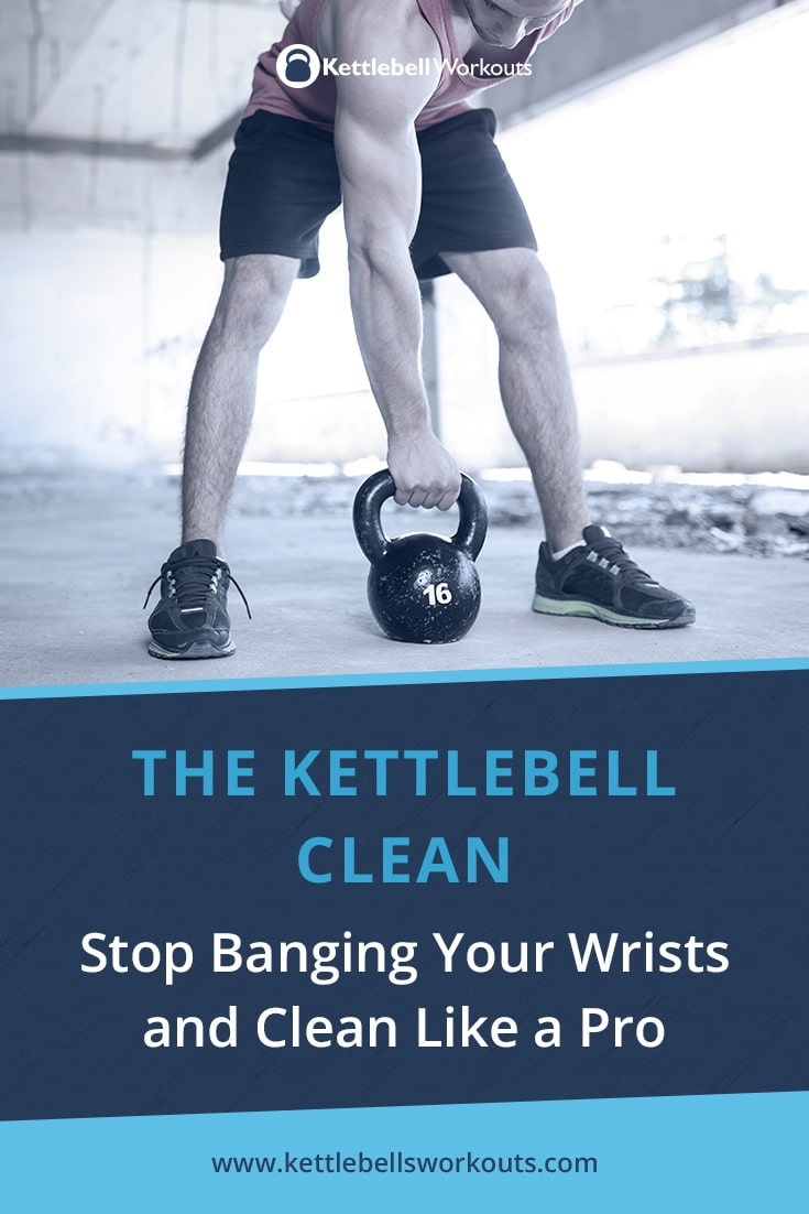 458ffbe43e7a The Kettlebell Clean