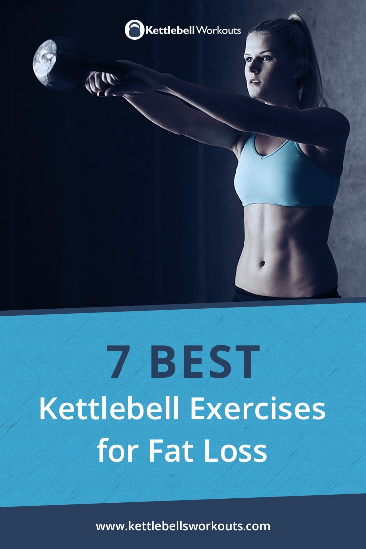 7 Best Kettlebell Exercises for Fat Loss