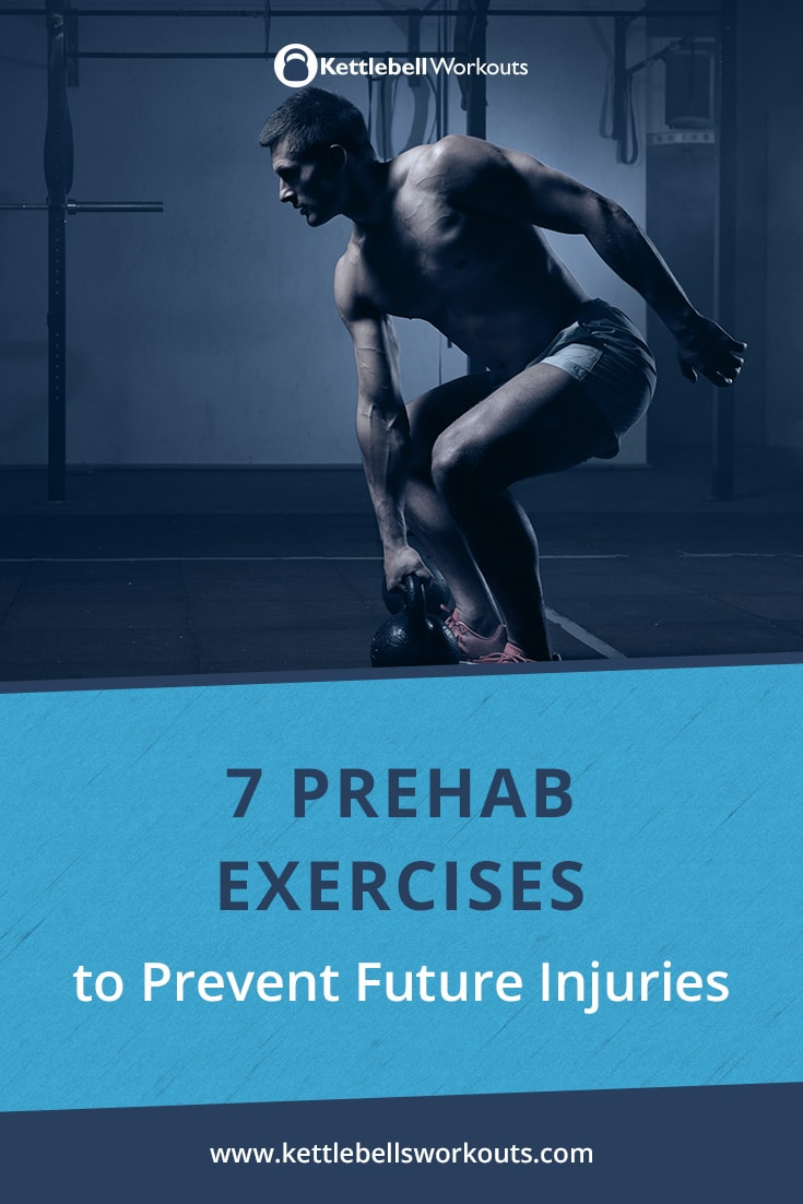 7 Prehab Exercises to Prevent Future Injuries