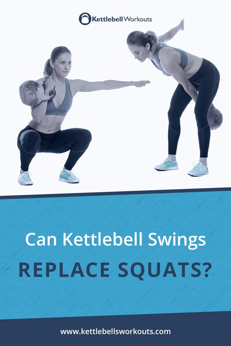 Can Kettlebell Swings Replace Squats