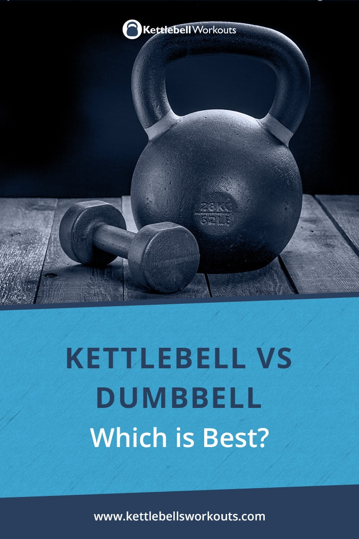 Kettlebell vs Dumbbell. Which is Best