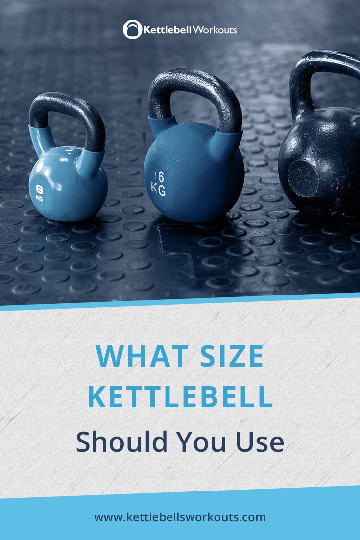 What Size Kettlebell To Use? Save time and money