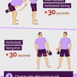 Kettlebell Swings & Slingshots Workout
