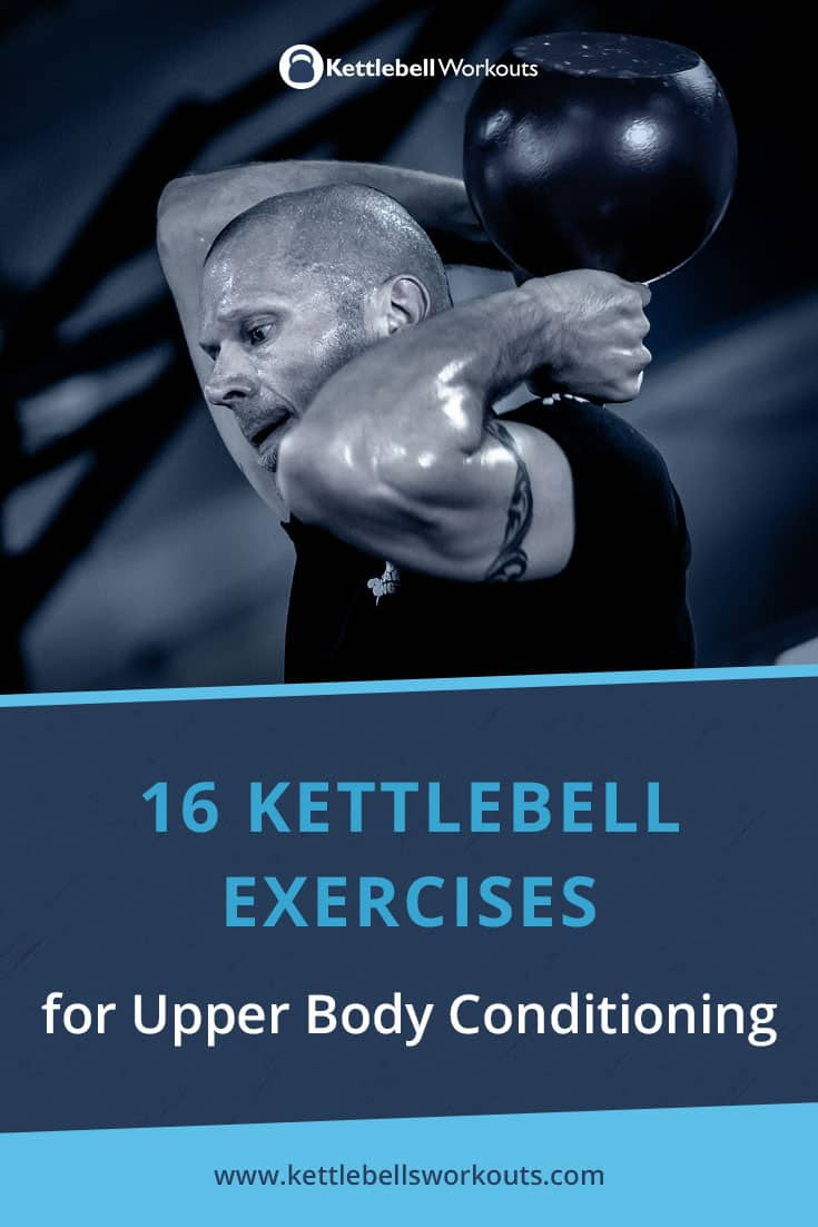 kettlebell exercises for upper body