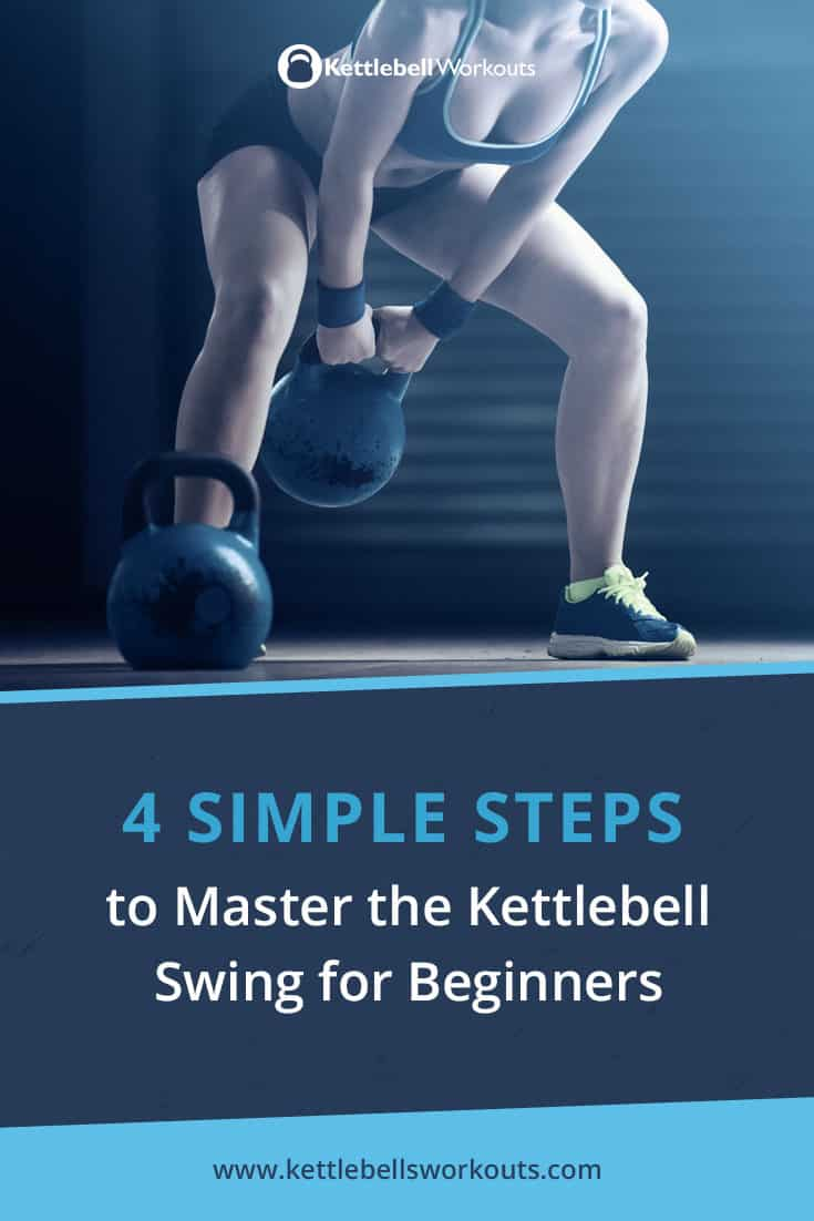 kettlebell swing for beginners