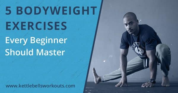 Bodyweight exercises for beginners blog