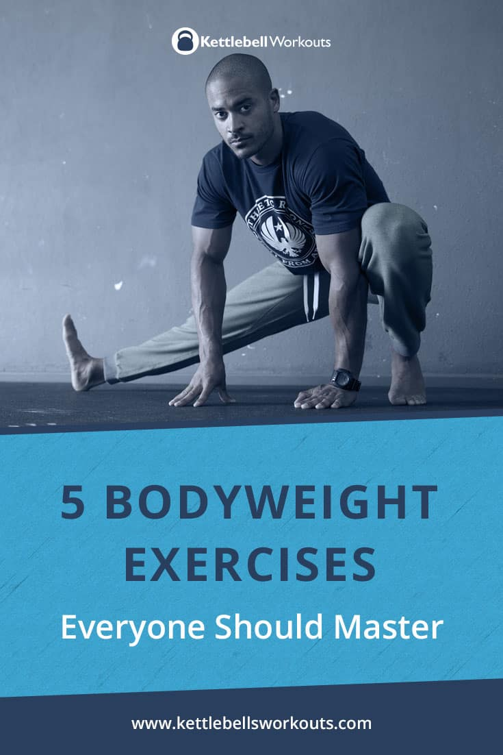 5 Bodyweight Exercises Every Beginner Should Master | No  3 is Essential