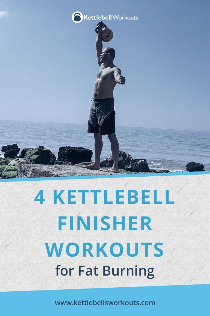 kettlebell finisher workouts for fat burning