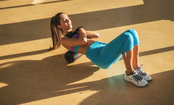 Foam rollers should be part of your warm up and soft tissue health