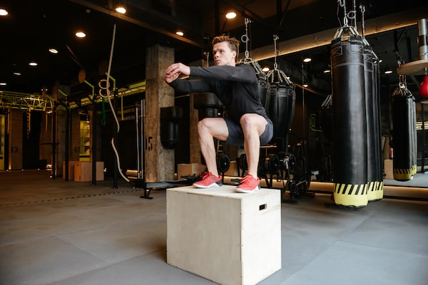 3 in 1 plyometric boxes are good for more than just jumping