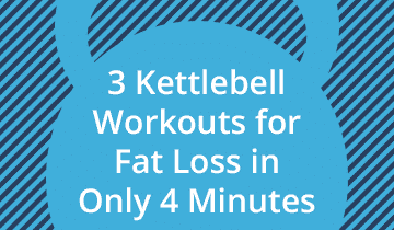 3 Workouts for Fat Loss in 4 Minutes