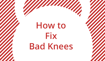 Kettlebell Exercises for Bad Knees