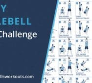 30 Day Kettlebell Squat Challenge