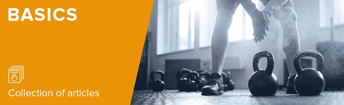 Basics of kettlebell training