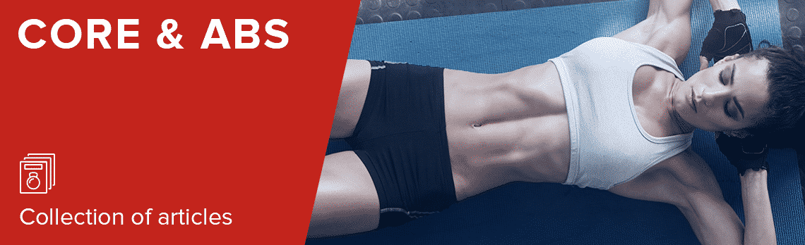 Core and abs training