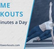 4 Home Workouts in Just 7 Minutes a Day