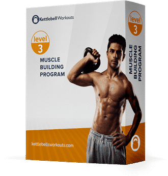 kettlebell muscle building program